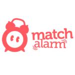 マッチアラームのロゴ