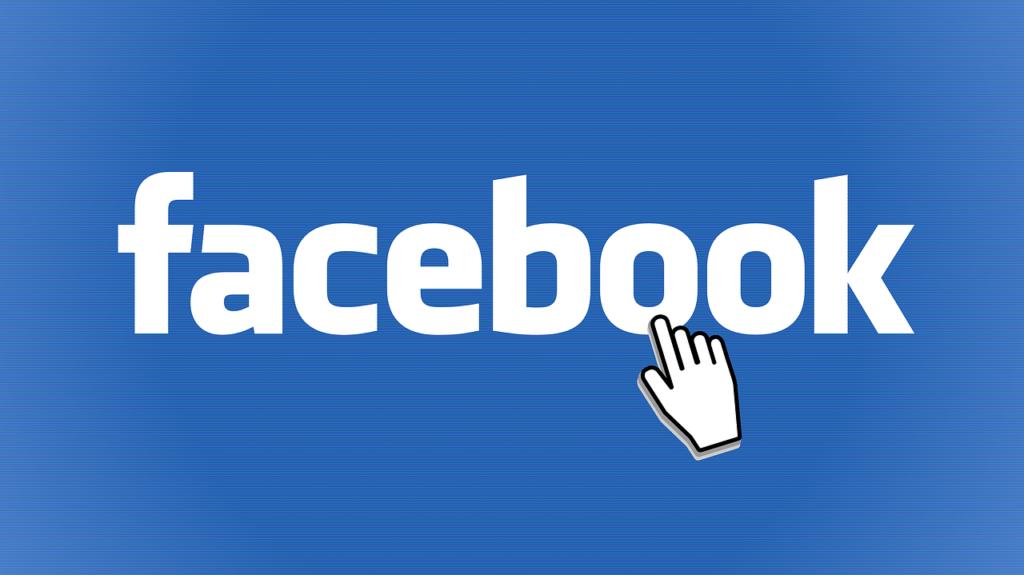 facebookとポインター