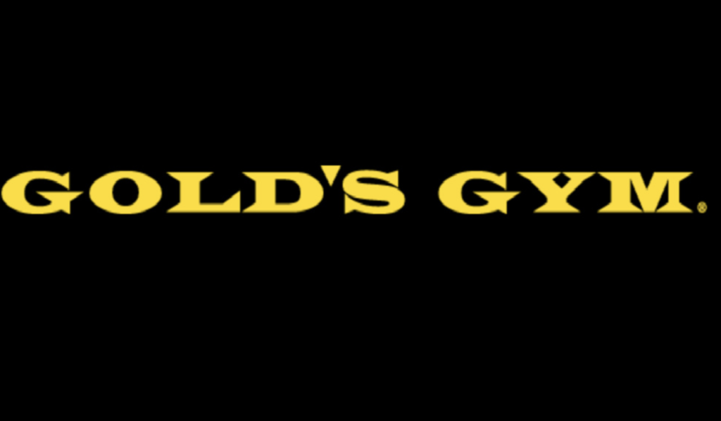 goldgymのロゴ