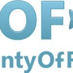 pofのロゴ