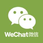 wechatのロゴ