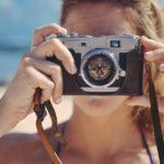 カメラマン女性