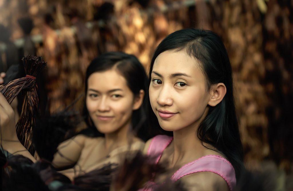 シンガポール 女性